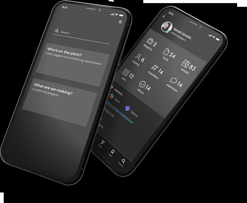 TM mobile app